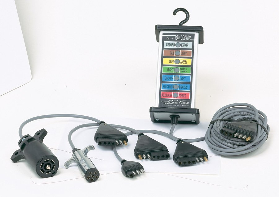 Test Trailer Wiring Harness Multimeter : Electrical harness test equipment get free image about